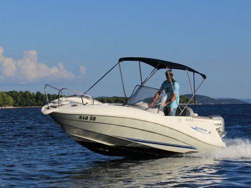Speedboat Quicksilver Activ 505 Open (2008)