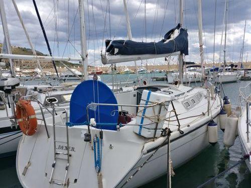 Barca a vela Jeanneau Sun Odyssey 37.1 · 1994