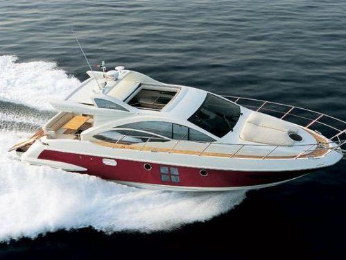 Motorboot Azimut 43 (2005)