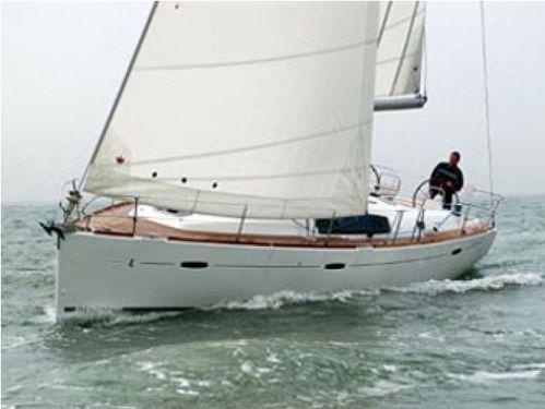 Barca a vela Beneteau Oceanis 43 · 2011