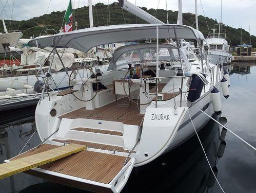 Sailboat Bavaria Cruiser 50 (2013)