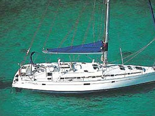 Barca a vela Beneteau 50 · 1998