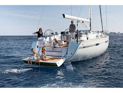 Sailboat Bavaria Cruiser 45 · 2012