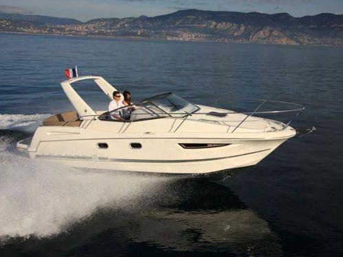 Motorboat Jeanneau Leader 8 · 2013