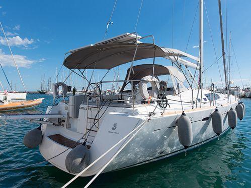 Segelboot Beneteau Oceanis 54 · 2012