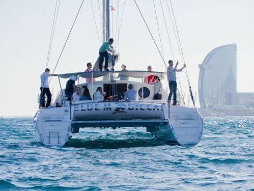 Catamaran Outremer 55 ST · 2013