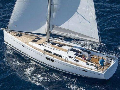 Barca a vela Hanse 505 · 2018