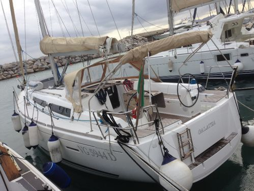 Zeilboot Dufour 405 · 2010