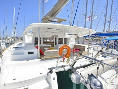 Catamaran Lagoon 450 · 2015