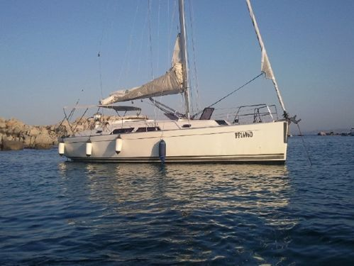 Zeilboot Hanse 370 · 2008