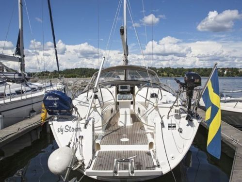 Sailboat Bavaria Cruiser 40 · 2010