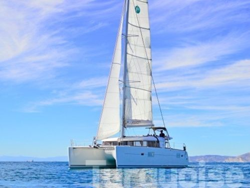 Catamaran Lagoon 400 S2 · 2016