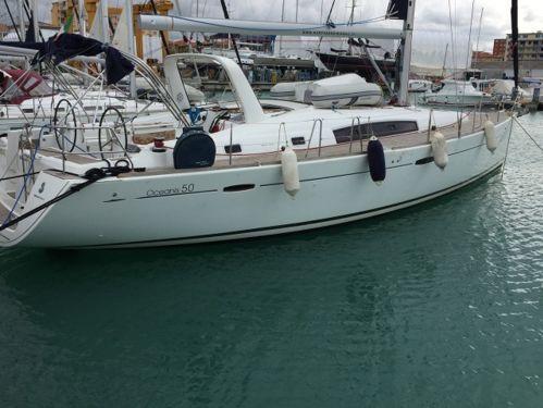 Barca a vela Beneteau Oceanis 50 Family (2012)