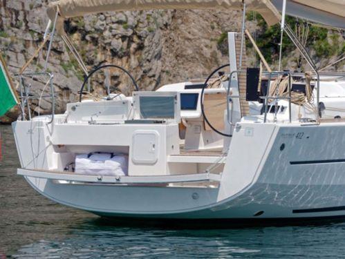 Segelboot Dufour 412 Grand Large · 2018