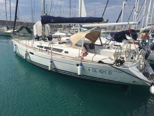 Barca a vela Jeanneau Sun Odyssey 45 (2008)