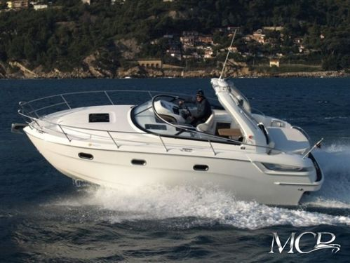 Imbarcazione a motore Bavaria Sport 28 (2012)