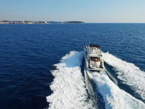 Motorboat Dominator Nuvari 63 S · 2003