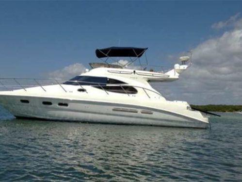 Imbarcazione a motore Sealine F 42 · 2010