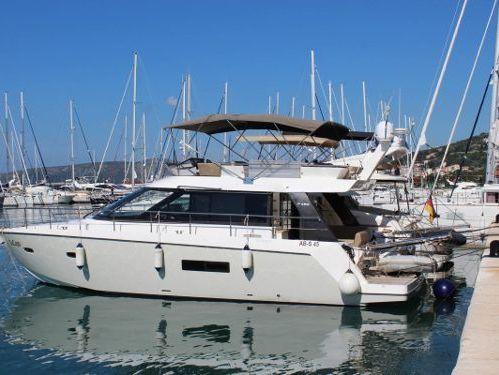 Motorboat Sealine F450 · 2012