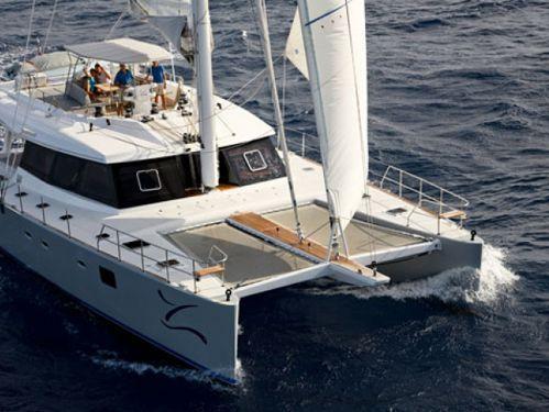 Catamarano Sunreef 62 · 2008
