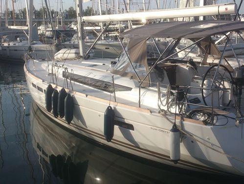 Zeilboot Jeanneau Sun Odyssey 509 · 2014