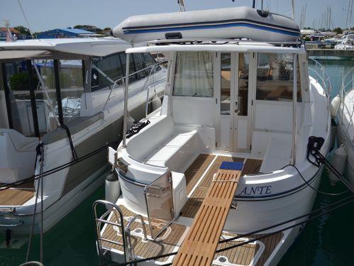 Motorboot Sas Vektor Adria 1002 (2007)