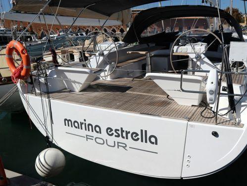 Zeilboot Hanse 575 · 2017