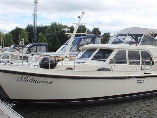 Motorboot Linssen 410 · 2016