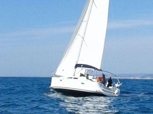 Barca a vela Jeanneau Sun Odyssey 39 i · 2009
