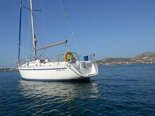 Sailboat Dufour Gib Sea 334 · 2003