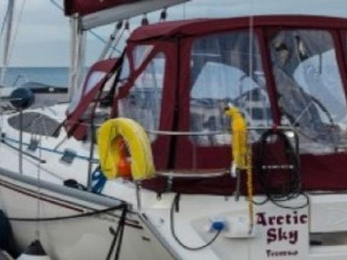 Segelboot Delphia 40 · 2013