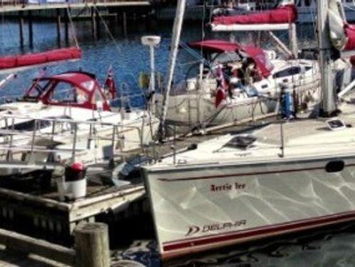 Segelboot Delphia 47 (2012)