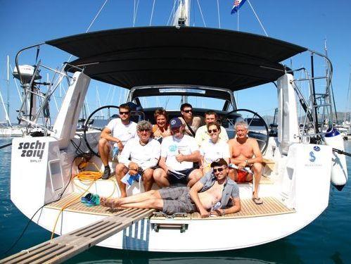 Barca a vela Sense 55 · 2014