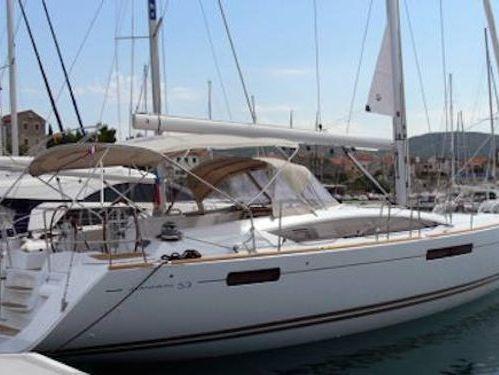 Zeilboot Jeanneau 53 · 2015