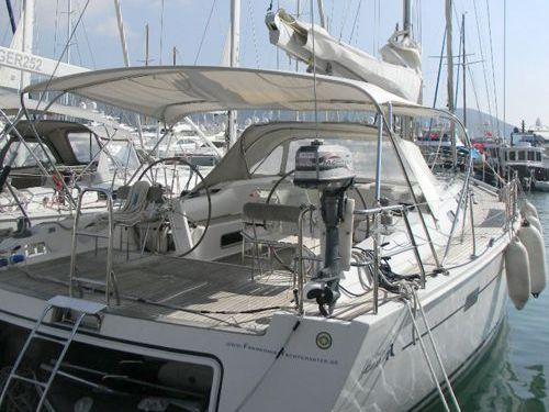Sailboat Hanse 540 · 2007