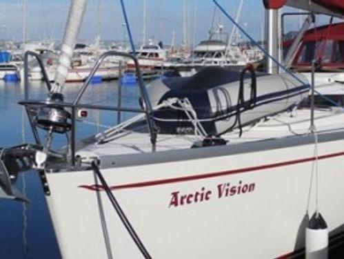 Segelboot Delphia 37 · 2011