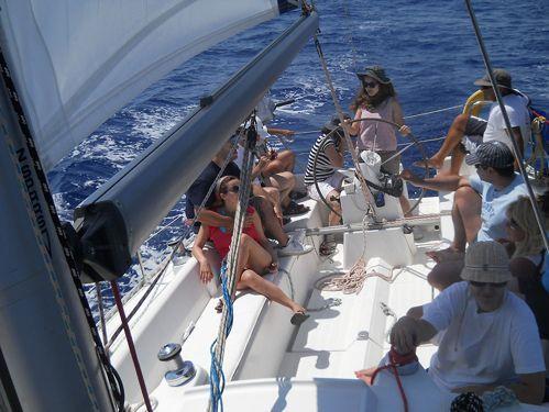 Barca a vela Dufour Gib Sea 34 · 2003