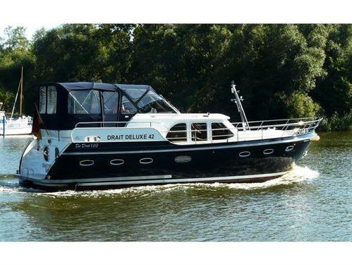 Huisboot Drait Deluxe 42 · 2010