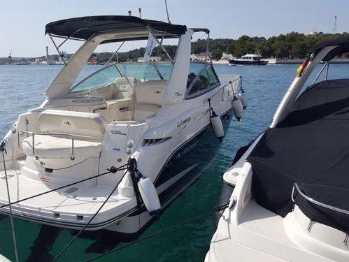 Motorboot Monterey 295 CR · 2012