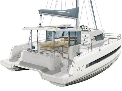 Catamaran Bali 4.1 · 2018