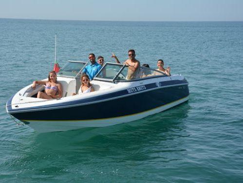 Sportboot Cobalt 220 S Bowrider (2009)