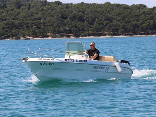 Speedboat Fisher 17 (2018)
