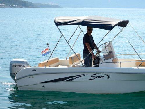 Imbarcazione a motore Saver 341 · 2009