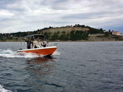 Sportboot Freeboard 18 · 2007
