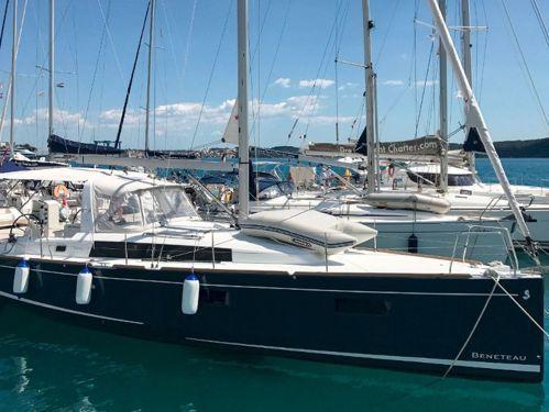 Barca a vela Beneteau Oceanis 38.1 · 2017