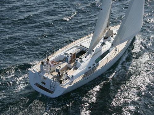 Voilier Beneteau Oceanis 50 · 2013