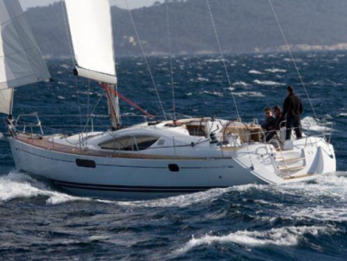 Voilier Jeanneau Sun Odyssey 42i · 2012