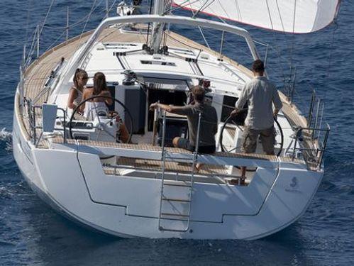 Voilier Beneteau Oceanis 45 · 2015