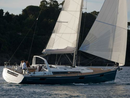 Barca a vela Beneteau Oceanis 48 · 2016