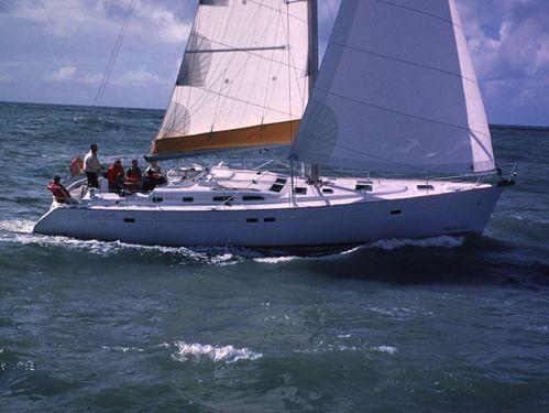 Velero Beneteau Oceanis 473 · 2002